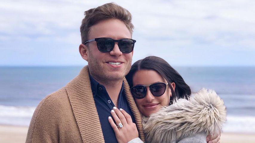 Frisch verlobte Lea Michele: Sie kann ihr Glück kaum fassen!