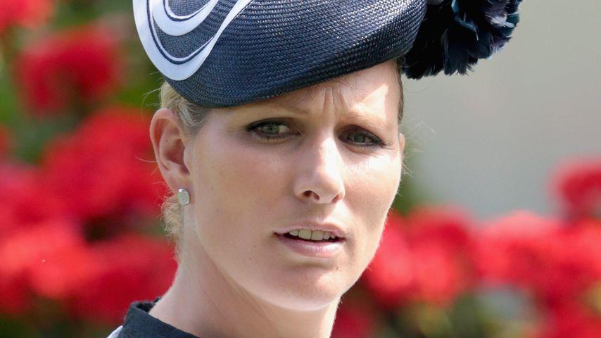Zara Tindall gibt ein Tränen-Interview zu ihren Fehlgeburten