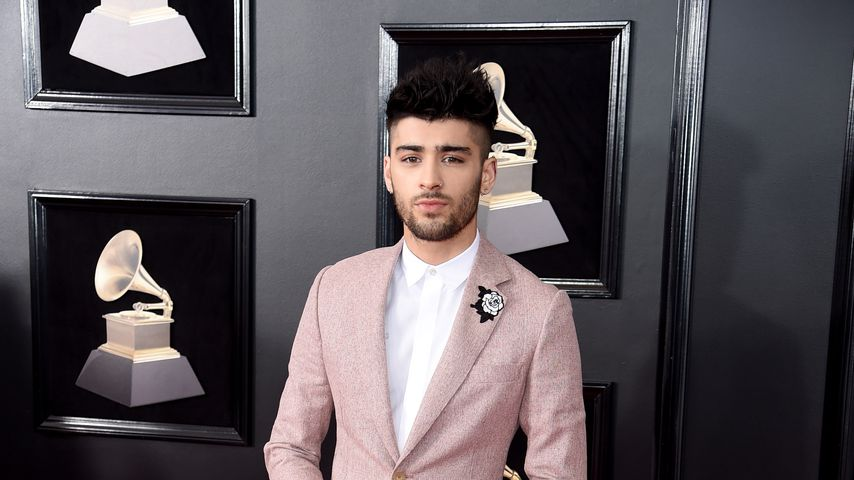 Zayn Malik bei den Grammy Awards 2018