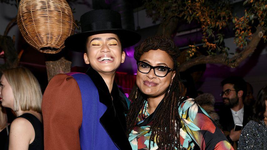 Zendaya Coleman mit Ava DuVernay bei einem Event in Hollywood
