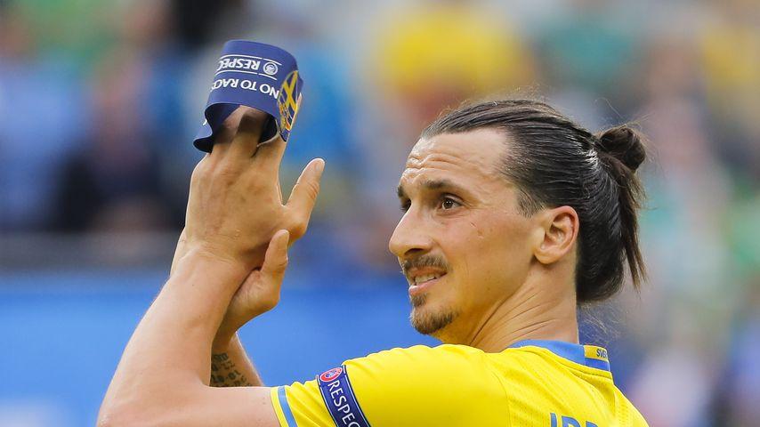 Rücktritt aus National-Elf: Zlatan Ibrahimovic hört auf