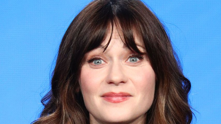 Zooey Deschanel 2018