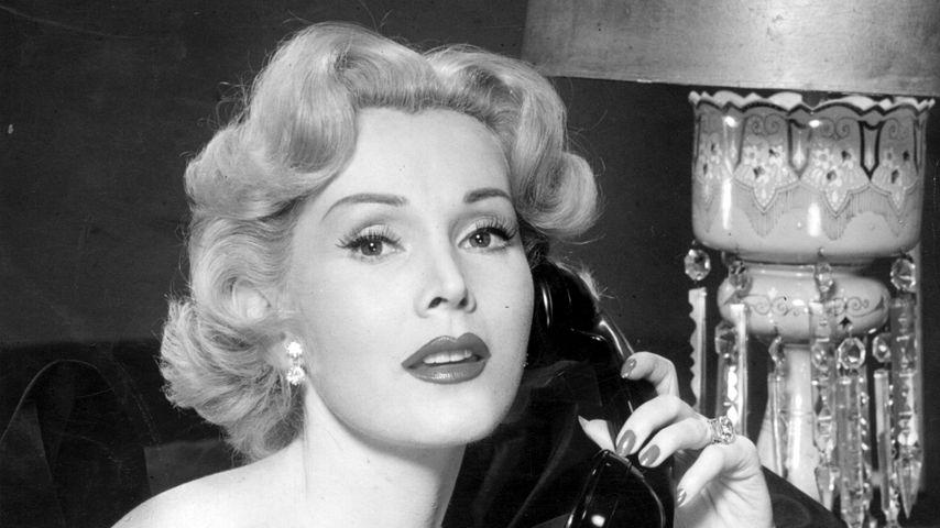 Verlust einer Film-Diva: Hollywood trauert um Zsa Zsa Gabor!