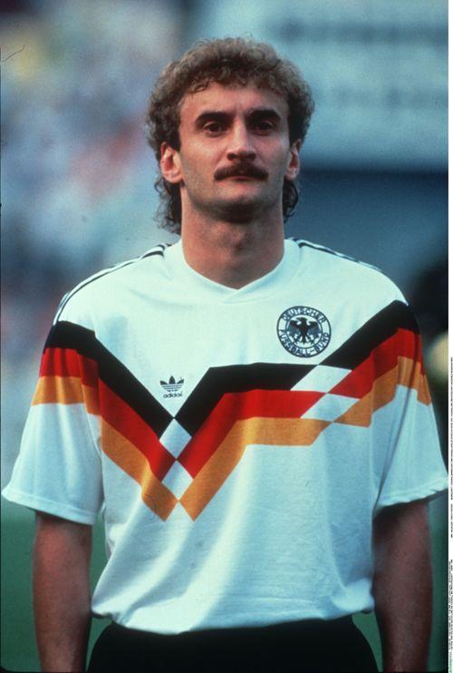 Rudi Völler 1990