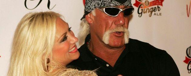 Hulk Hogan und Linda Hogan