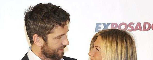Jennifer Aniston und Gerard Butler