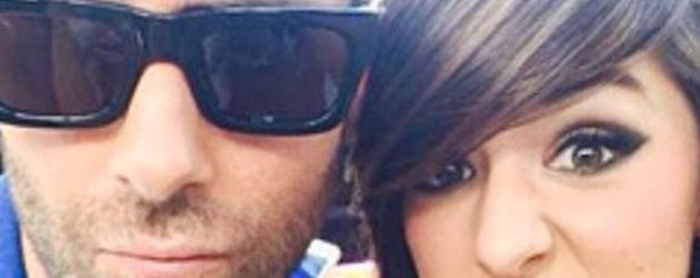 Adam Levine und Christina Grimmie