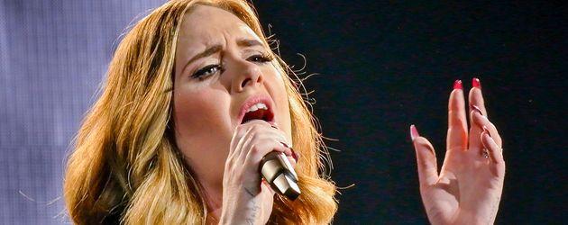 Adele Adkins in Birmingham