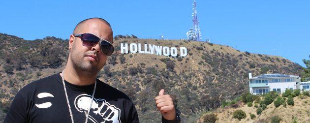 Akay Kayed in Hollywood