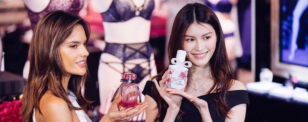 Alessandra Ambrosio in China