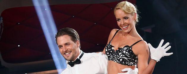 Alexander Klaws und Isabel Edvardsson