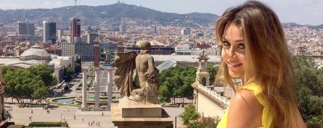 Alisa Persch in Barcelona