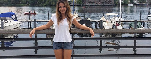 Alisa Persch in Berlin an der Spree