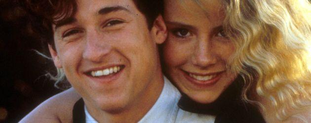 Patrick Dempsey und Amanda Peterson