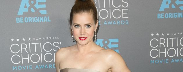 "Amy Adams bei den ""Critics' Choice Movie Awards"""