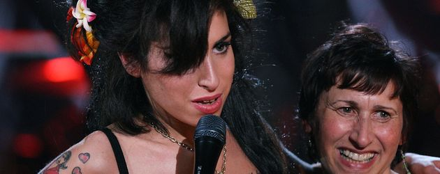 Amy Winehouse und Janis Winehouse