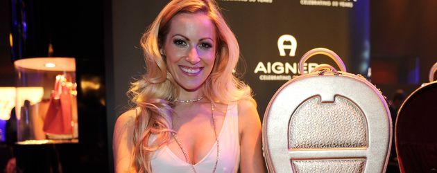 Andrea Kaiser im Jahr 2014 bei der Bambi Verleihung