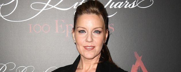 Andrea Parker bei einer PLL-Gala in Hollywood