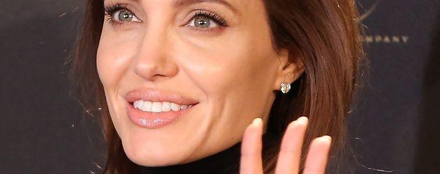 """Schauspielerin Angelina Jolie beim Photocall zu """"Unbroken"""""""