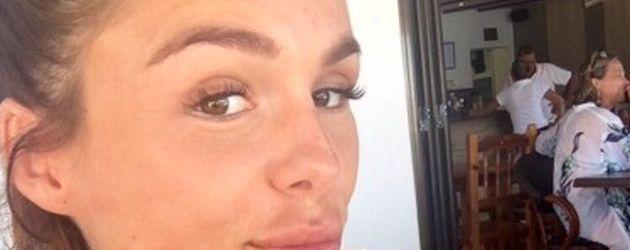 TV-Gesicht Angelina Posth