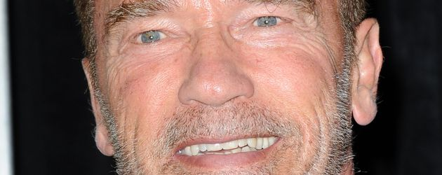 Hollywood-Star Arnold Schwarzenegger