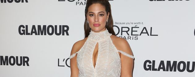 Ashley Graham, Curvy-Model