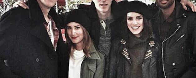 Ashley Tisdale, Shenae Grimes und Josh Beech
