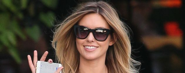 "Audrina Patridge, Ex-""The Hills""-Star"
