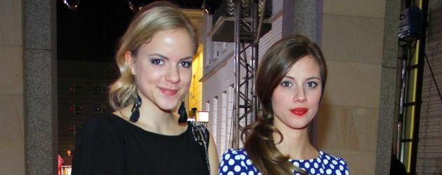 AWZ: Anna-Katharina Fecher und Julia Engelmann