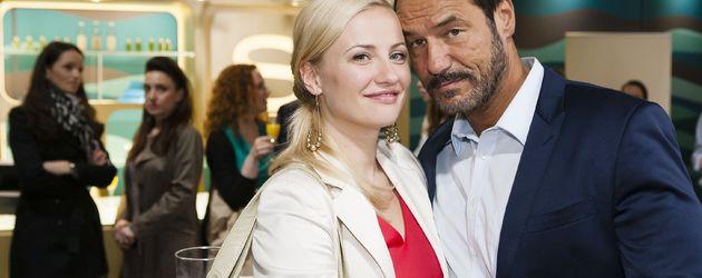 Ania Niedieck und Silvan-Pierre Leirich