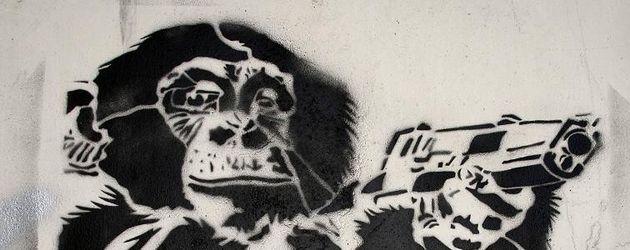 Graffiti-Ku00fcnstler Banksy macht Dokumentarfilm : Promiflash.de