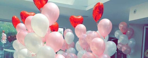 Bastian Yottas Luftballon-Überraschung für Freundin Sandra