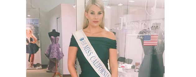 Baylee Curran, Miss California Regional 2016