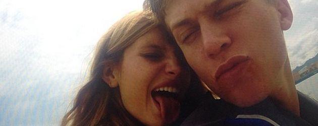 Bella Thorne und Tristan Klier