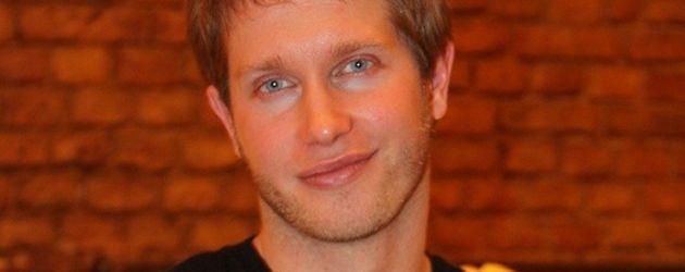 Bernhard Bozian lächelt