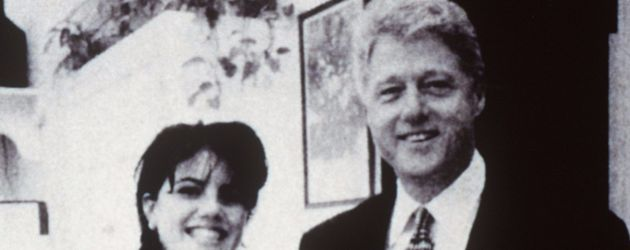 Bill Clinton und Monica Lewinsky