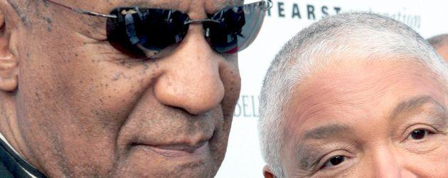 Bill Cosby und Ehefrau Camille