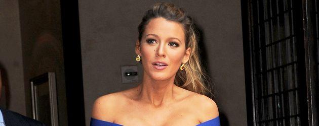 Blake Lively, während ihrer zweiten Schwangerschaft