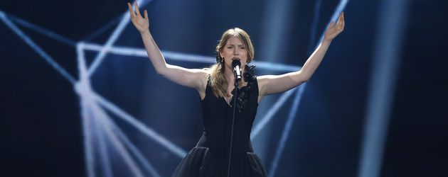 Blanche, ESC-Kandidatin 2017 für Belgien