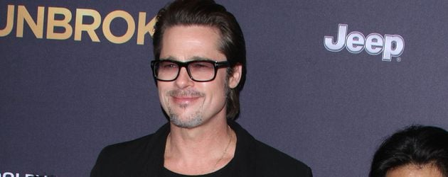 Brad Pitt, Shiloh Jolie-Pitt, Pax Thien Jolie-Pitt und Maddox Jolie-Pitt
