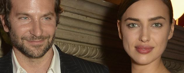 Irina Shayks und Bradley Coopers Red-Carpet-Debüt als Paar auf der Pariser Fashion Week