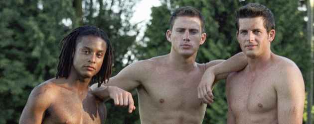 Brandon Jay McLaren, Channing Tatum & Clifton MaCabe Murray