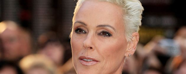 "Brigitte Nielsen bei der ""Eat, Pray, Love""-Premiere in London"
