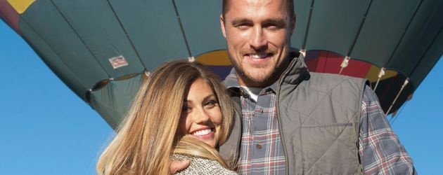 Chris Soules und Britt Nilsson