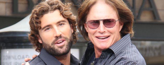 Bruce Jenner und Brody Jenner