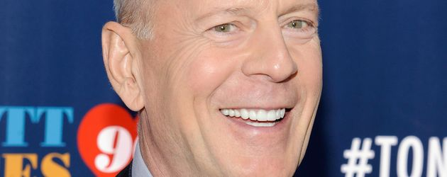 "Bruce Willis besucht ""Tony Bennett Celebrates 90: The Best Is Yet To Come"" 2016"