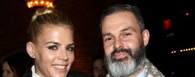 Busy Philipps und Ehemann Marc Silverstein