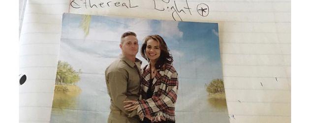 Cameron Douglas und seine Freundin