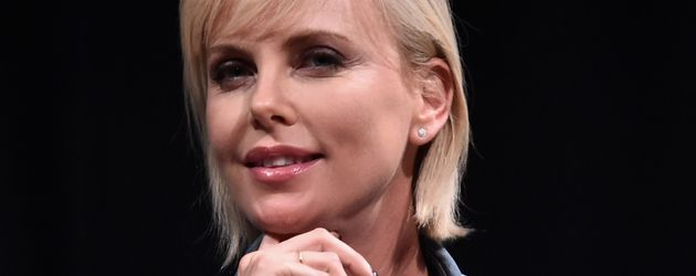"Charlize Theron auf der ""2 Tage in L.A."" Reunion"