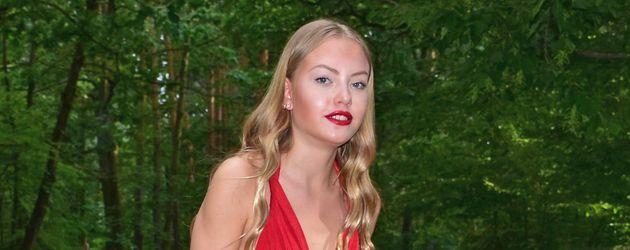 Cheyenne Ochsenknecht bei der Hochzeit von Sila Sahin
